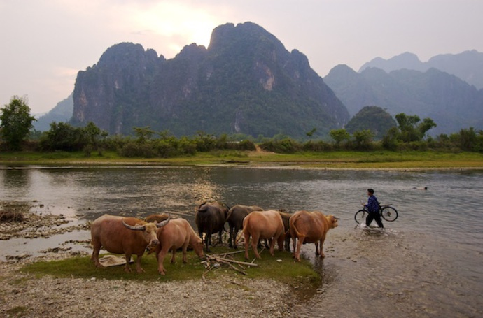 Laos Photo Gallery and Archive