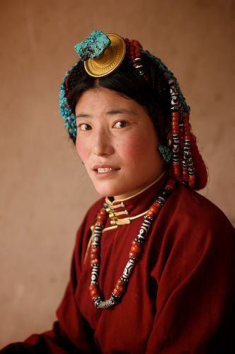 A Travel Photographer's Tibet Portrait Gallery